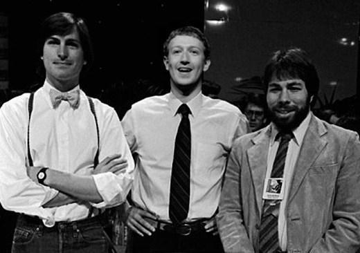 Все знают Стив Джобса, не все знают Стива Возника, а был еще и Рон Уэйн